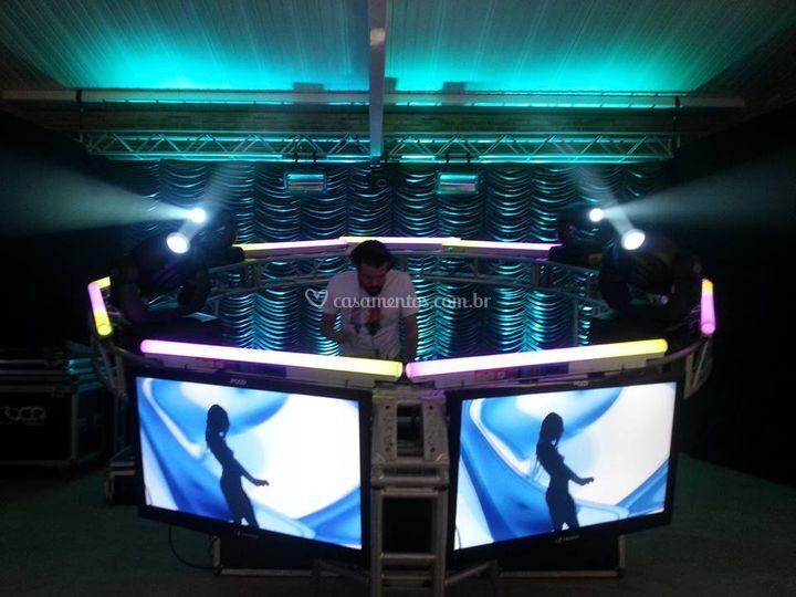 Cabide de DJ