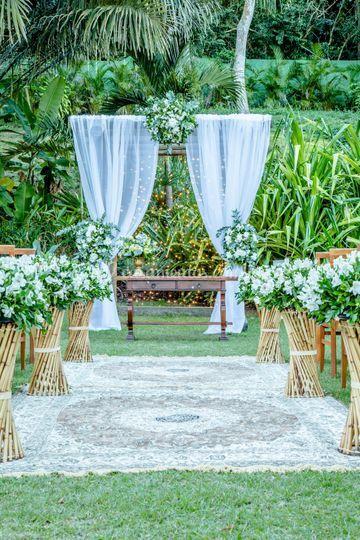 Espaço cerimonia
