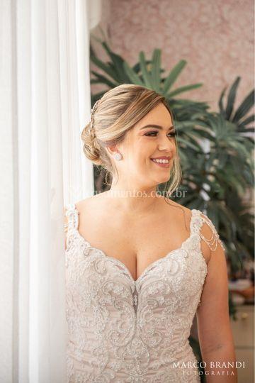 Nossa querida noivinha Jessica