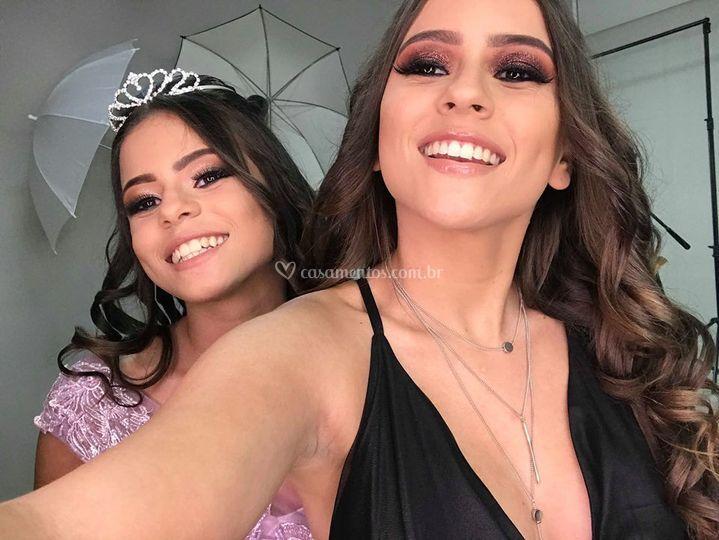Debutante e Irmã