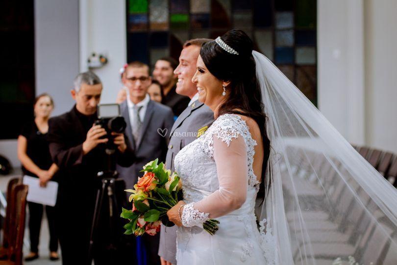 Noiva e o Noivo