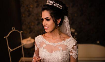 Maquiadora Yasmin Gama 1