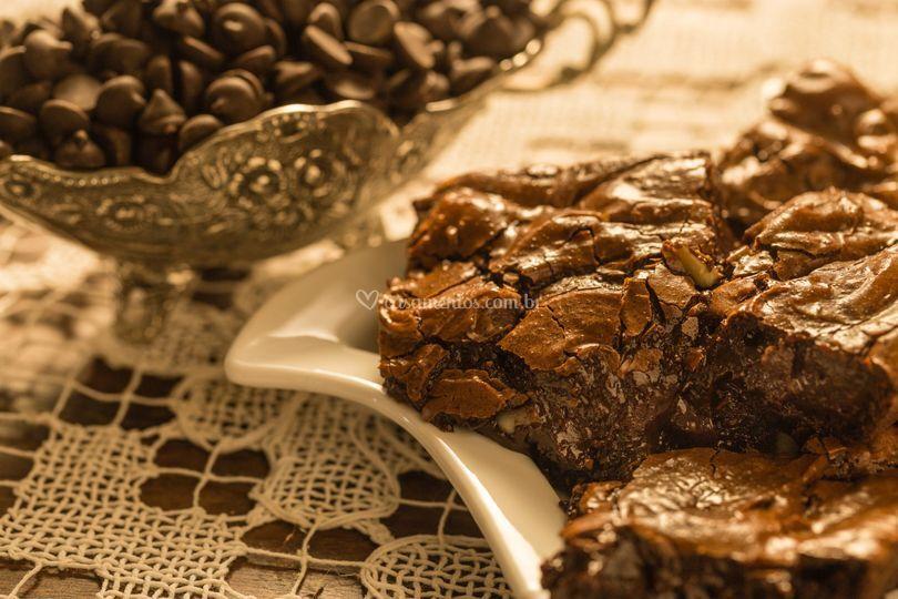 Somente chocolate Callebaut