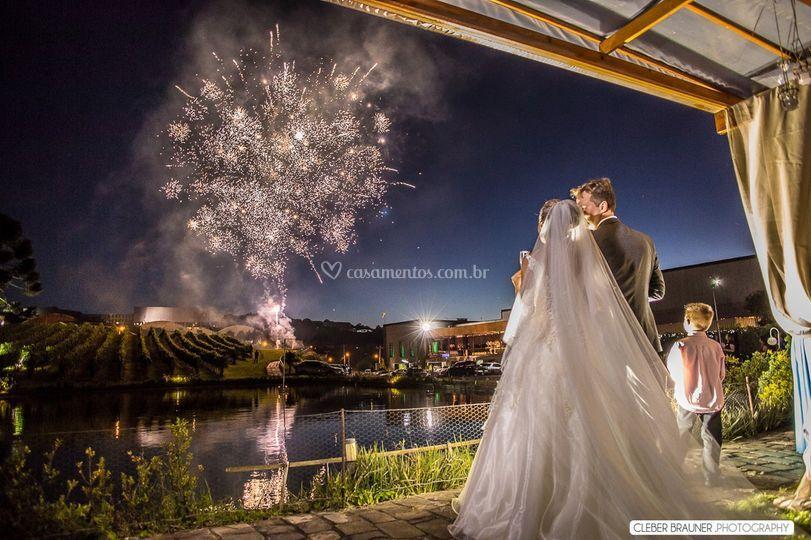 Casamento no Vinhedo