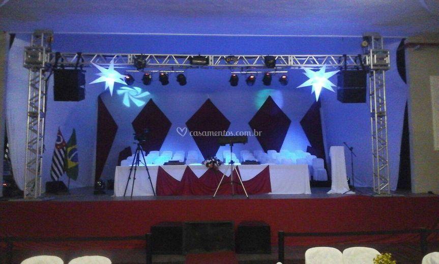 Iluminação para eventos