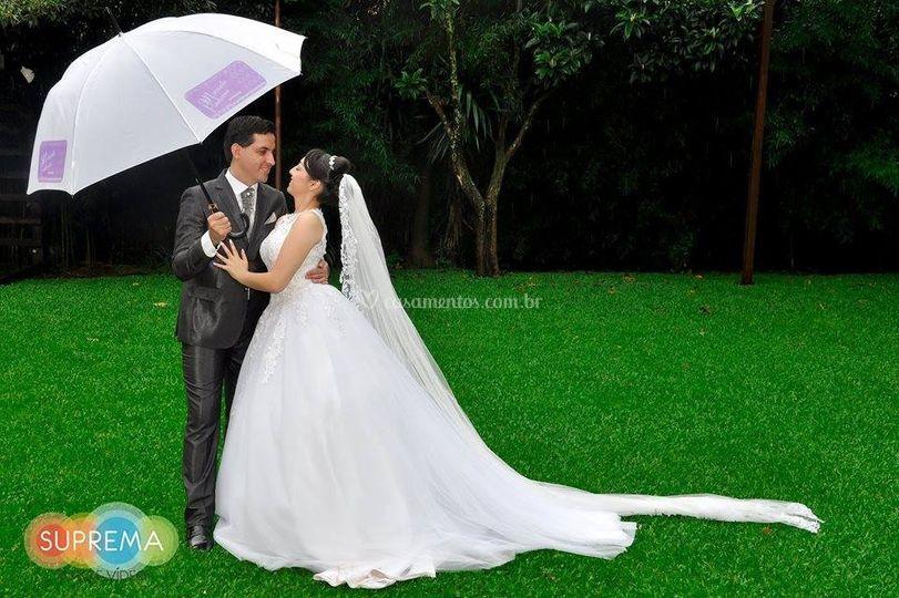 Chuva de felicidades