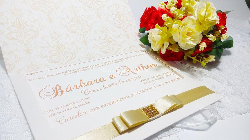 Cristais Convites
