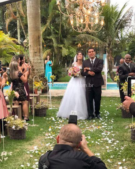 Casamento Vic e Jhonathan