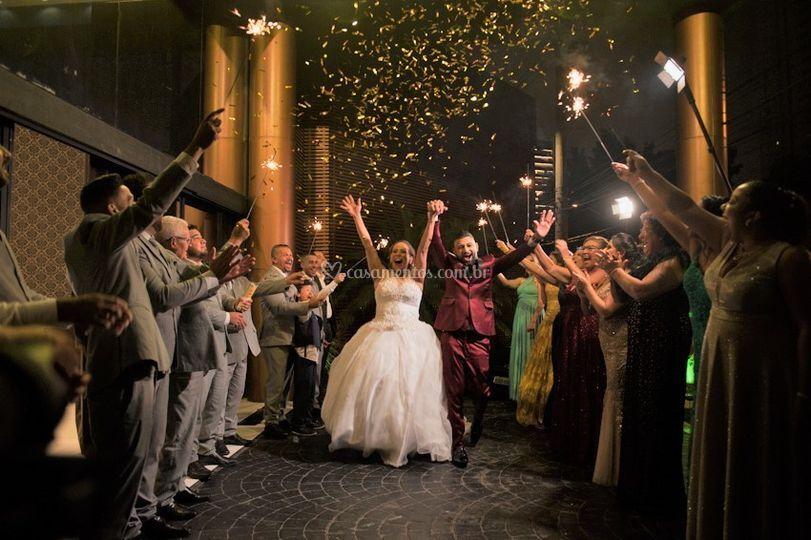Casamento klayton & Franciele