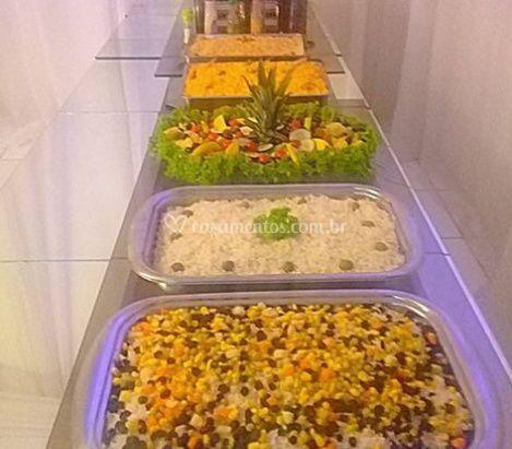 Buffet Shekinah