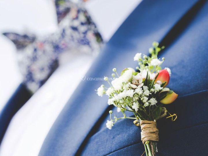Traje Noivo - Casamento Diurno