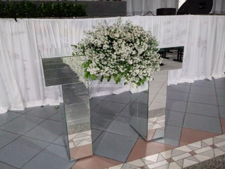 Mesa de cerimônia