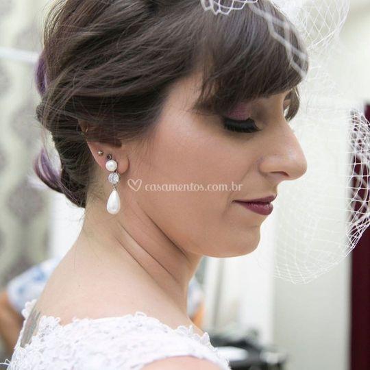 Evelyn Brito Make Up