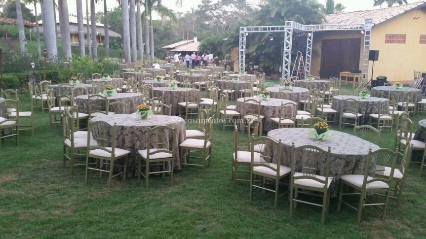 Casamentos no local