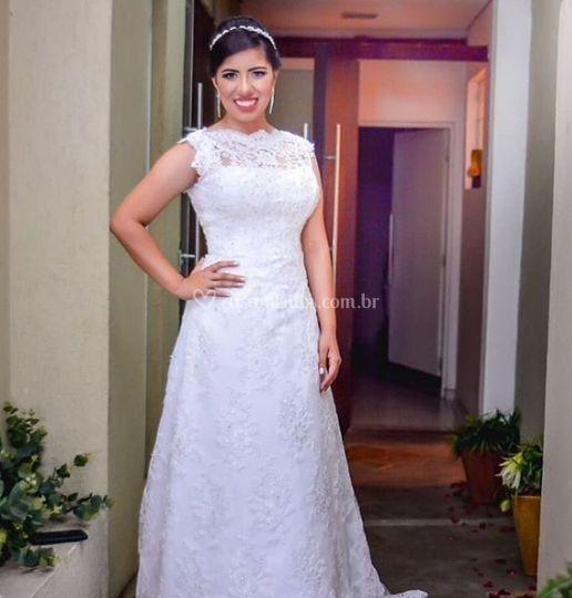 Vestido de Noiva Stilus