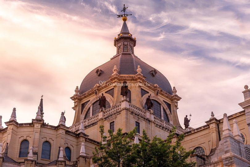 Catedral Madri