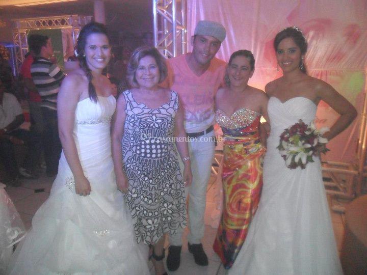 Desfiles de noiva