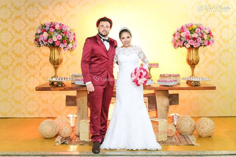 Casamento Thiago e Carol