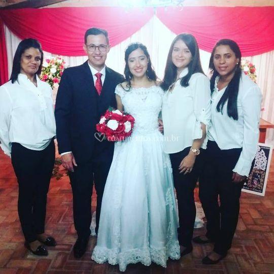 Casamento Isabela e Edinaldo