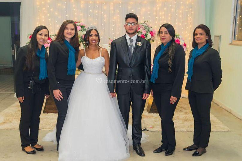Casamento Neize e Ismael