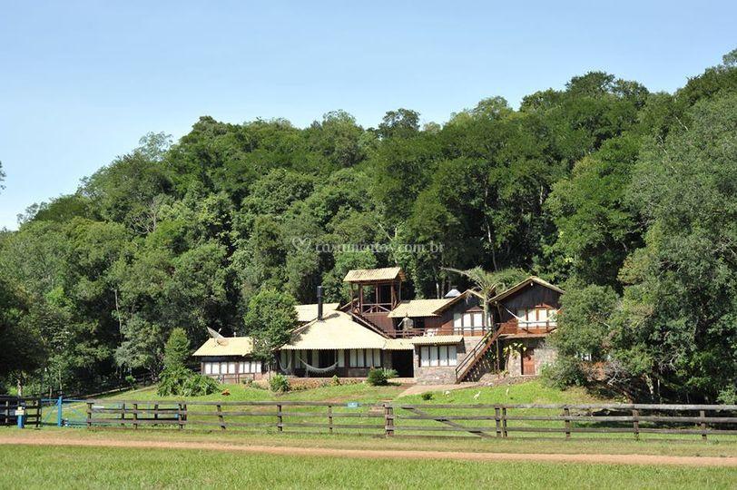 Hotel Fazenda 3 Cascatas