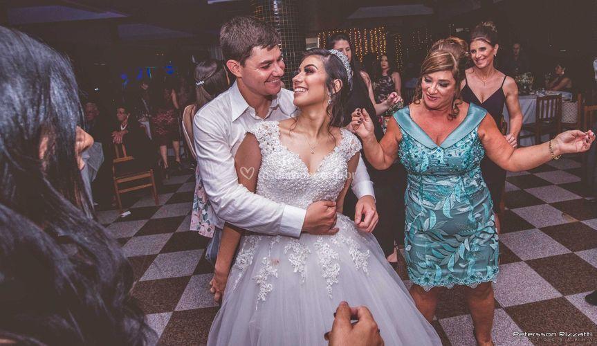 Wedding Tuani e Rafael