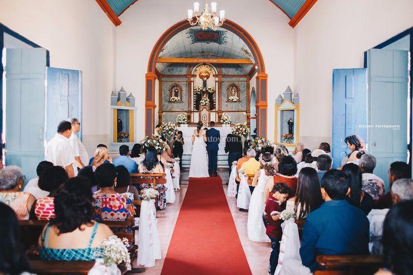 Casamento Priscila e Eduardo