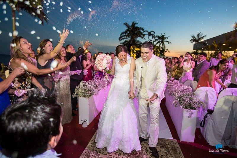 Casamento - alegria