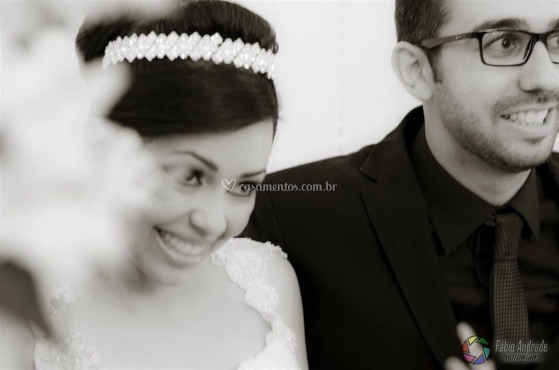 Casamento - Jéssica e Evandro