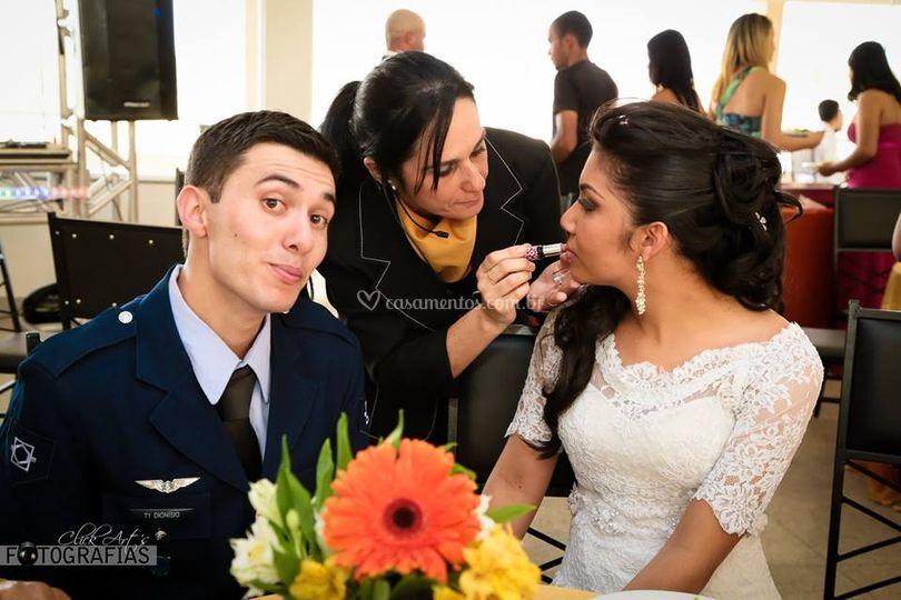 Assessoria aos noivos