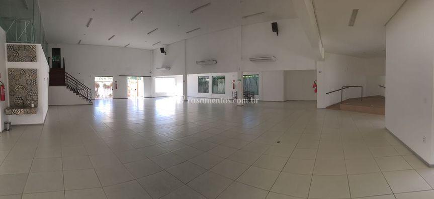 Vista Panorâmica salão