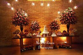 Mar de Rosas Decorações