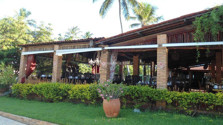 Área de restaurante