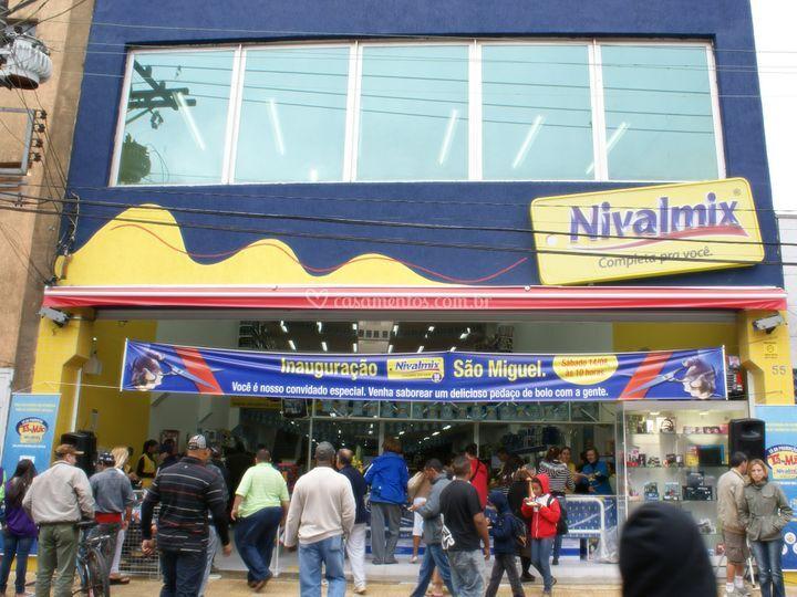 Nivalmix São Miguel Paulista