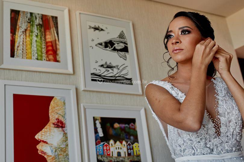Fátima Barros Makeup