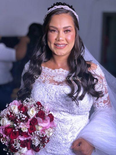 Noiva Claudia Layla