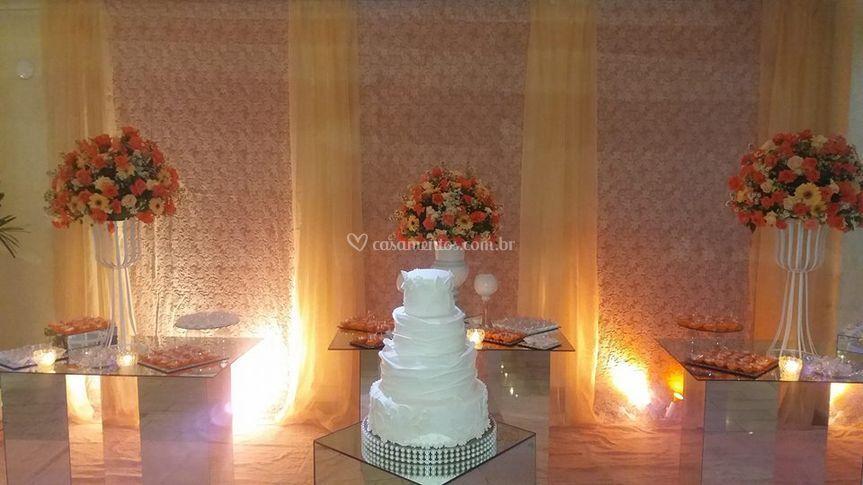 Convidado do bolo