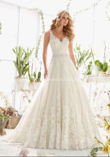 Aluguel Vestidos de Noiva