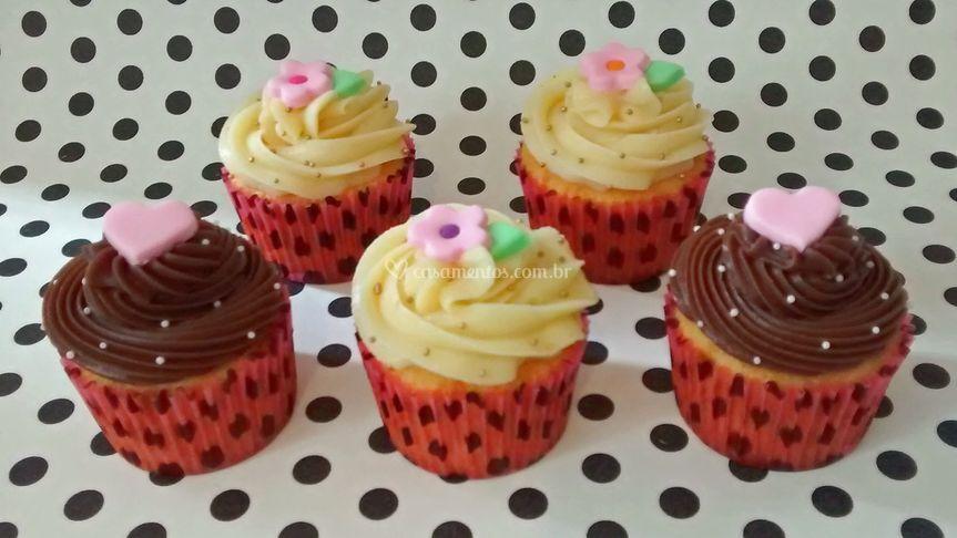 Cupcakes médios