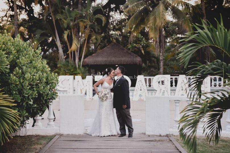 Casamento - nayara e marcos