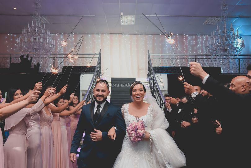 Casamento - beana e edson