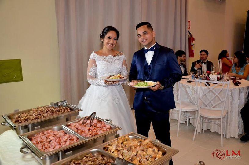 Jantar de churrasco guarujá SP