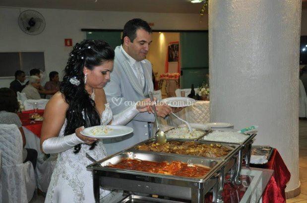 Jantar-de-casamento