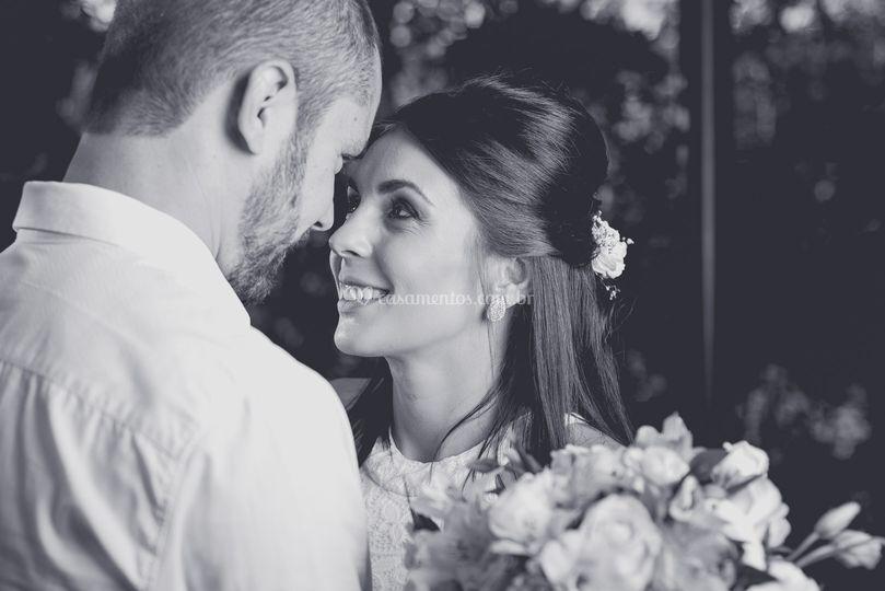 MIni ensaio Wedding Day