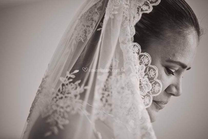Uma noiva especial... Angra