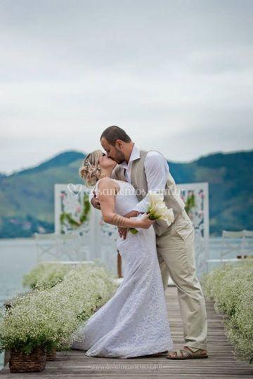 Noivas e o amor por angra!