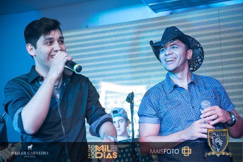Ayrton e Rafael