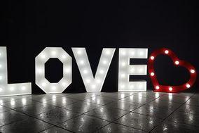 Best Love Letreiros