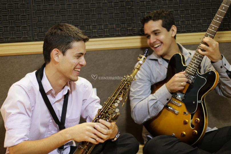 Duo Guitarra e Sax