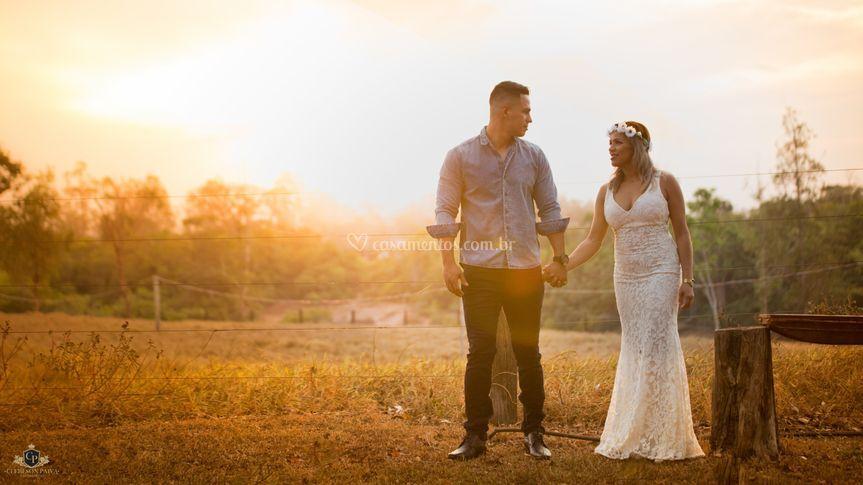 Pré_Wedding Romário& Ivânia